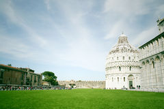 Field of Miracles Pisa Stock Image