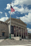 The Field-Museum van Biologie in Chicago, de V.S. Stock Foto