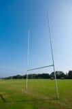 field rugby Arkivfoton