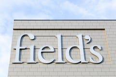 Field's shopping center in Copenhagen, Denmark. Copenhagen, Denmark - October 11, 2015: Field's located in Copenhagen, is the biggest shopping centre in Denmark Royalty Free Stock Photo