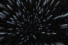 field stjärnan Fotografering för Bildbyråer