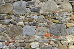 Field stone background Royalty Free Stock Photography