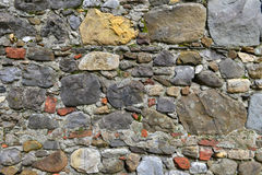 Field stone background Royalty Free Stock Image