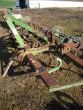Field Tiller Stock Photo