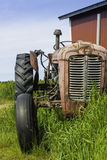 The Field Work Is Done. Retirement days for this old tractor. | Portfolio | Beautiful Pics | Travel Photos | Travel Pics | ShutterStock | Colourbox royalty free stock images