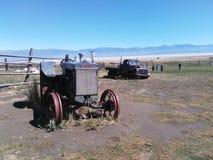 Fielding ранчо Garr стоковая фотография