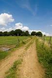 fields ängar royaltyfri fotografi