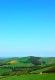 fields ирландский ландшафт сельский Стоковые Изображения