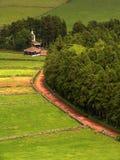 Fields Stock Photo