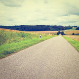 Fields in Bavaria Stock Photography