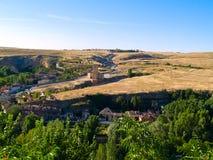 Fields of Castilia Stock Photography