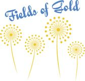 Fields Of Gold Stock Images
