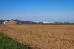 Fields in Lower Austria Stock Image