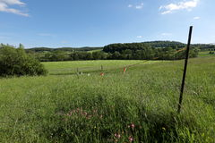 Fields and meadows in Germany Stock Photos