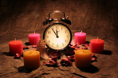 Fieles del tiempo Imagen de archivo