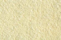 Fieltro beige de la textura foto de archivo libre de regalías