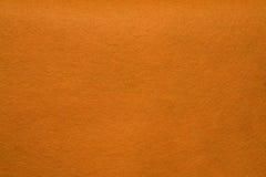 Fieltro de la naranja Imagenes de archivo