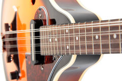 Fienarola del mandolino Immagini Stock Libere da Diritti