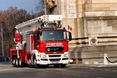 Fier truck Stock Image