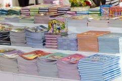 Fiera del libro di Bookfest Fotografie Stock Libere da Diritti