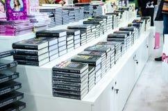 Fiera del libro di Gaudeamus, Bucarest, Romania 2014 Fotografie Stock Libere da Diritti