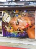 Fiera di commercio internazionale REKLAMA fotografia stock libera da diritti