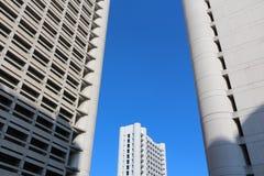 Fiera district bologna skyscraper Stock Photos