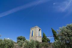 Fiera medievale al castello di Pinhel nel distretto di Guarda, Po Immagine Stock Libera da Diritti