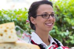 Fiera piega tradizionale in onore della st Istvan ed il primo hlet in Ungheria con gli artigiani pieghi Budapest Ungheria fotografie stock libere da diritti