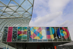 Fieramilano, Milan Exhibition Center, Italy Royalty Free Stock Photography
