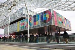 Fieramilano, Milan Exhibition Center, Italy Royalty Free Stock Photos