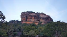 Fiero della Sri Lanka Seegiriya fotografia stock