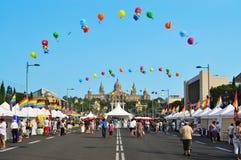 Fierté Barcelone 2012 à Barcelone, Espagne Photo stock