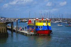 Fierté d'Exmouth Brixham Devon England R-U Photographie stock libre de droits