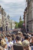 Fierté dans le défilé gai de Londres Image libre de droits
