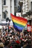 2013, fierté de Londres Photos libres de droits