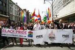 2013, fierté de Londres Image stock