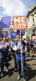 2013, fierté de Londres Photo libre de droits