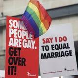 2012, fierté de Londres, Worldpride Image libre de droits