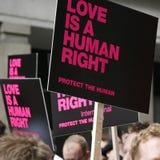 2012, fierté de Londres, Worldpride Photos libres de droits