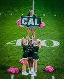 Fierté de Pyramid Shows School de majorette photos stock