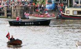 Fierté gaie 2015 d'Amsterdam Photographie stock