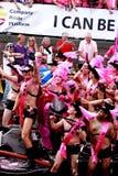 Fierté homosexuelle 2011 d'Amsterdam Photographie stock