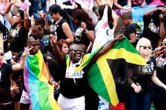 Fierté homosexuelle 2011 d'Amsterdam Images stock