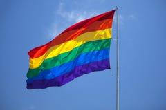 Fierté homosexuelle image stock