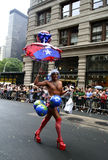 Fierté homosexuelle Parade1 de New York Photographie stock libre de droits