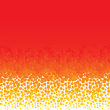 Fiery Backdrop. Conceptual Abstract background for your text or design Stock Photo