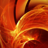 Fiery background. Abstract fantastic bright fiery background Stock Photo
