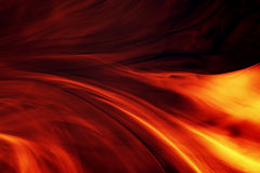 Fiery background. Smooth hot fiery like background Stock Images