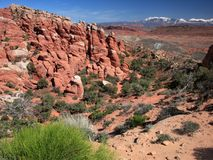 Fiery Furnace Stock Image